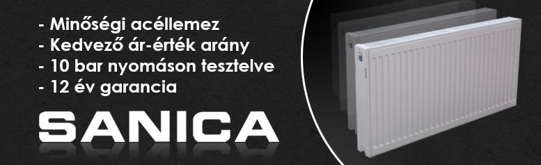 Sanica radiátor