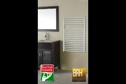 BRH Angelit 630x1050 íves törölközőszárító radiátor