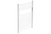 Sanica 600X1200 egyenes törölközőszárító radiátor fehér