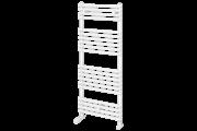 Vogel & Noot Della törölközőszárító radiátor egyenes 400x700 mm törtfehér