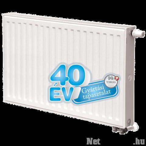 Dunaferr LUX UNI 22K 900x400 radiátor balos