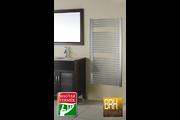 BRH Angelit 530x1050 egyenes törölközőszárító radiátor
