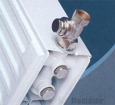 Dunaferr LUX UNI 22K 900x500 radiátor balos