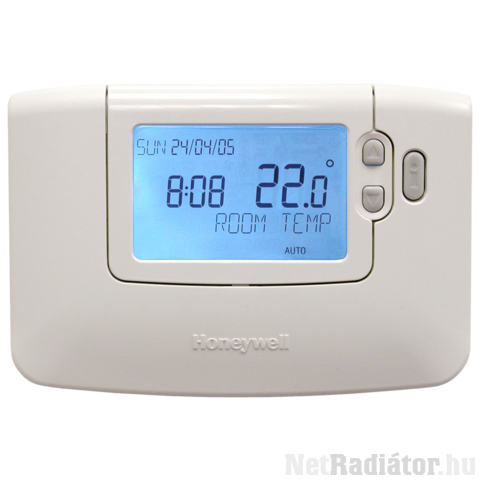 Honeywell CM907  programozható termosztát